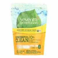 Seventh Generation™ Lemon Scented Plant-Based Dishwasher Tablets - 12 pk / 20 ct