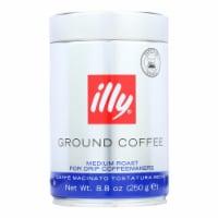 Illy Caffe Coffee Coffee - Drip - Ground - Medium Roast - 8.8 oz - case of 6 - Case of 6 - 8.8 OZ each