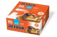 Detour Low Sugar Caramel Peanut Whey Protein Bar, 3 Ounce -- 48 per case. - 4-12-3 OUNCE