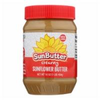 Sunbutter Sunbutter - Creamy - Case of 6 - 16 oz - Case of 6 - 16 OZ each
