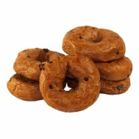 Just Bagels Chocolate Chip Bagel, 4 Ounce -- 48 per case.