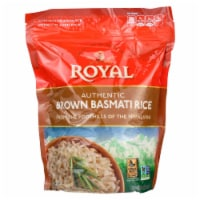 Royal Crest Lifestyle Rice - Basmati - Brown - Case of 6 - 32 oz - Case of 6 - 32 OZ each