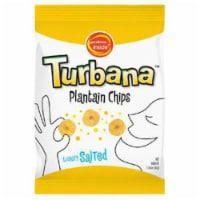 Turbana Lightly Salted Plantain Chips - 48 ct / 1.05 oz