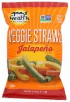 Good Health Veggie Straws Jalapeno 6.25oz (Pack of 10)