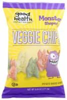 Good Health Monster Shaped Veggie Chips  6.25oz (Pack of 10)