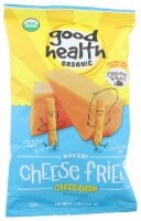 Good Health Organic Baked Cheese Fries Cheddar Flavored 5.5oz ( Pack of 12) - 12