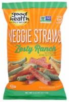 Good Health Veggie Straws Zesty Ranch 6.25oz (Pack of 10) - 10