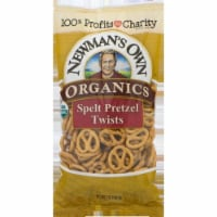 Newmans Own Organics Organic Spelt Pretzels, 7 OZ (Pack of 12) - 12