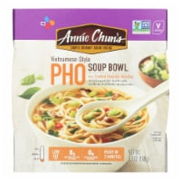 Annie Chun's Vietnamese Pho Soup Bowl - Case of 6 - 6 oz.