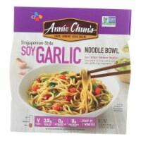 Annie Chun's Soy Garlic Noodle Bowl - Case of 6 - 7.9 OZ - Case of 6 - 7.9 OZ each