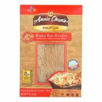 Annie Chun's Maifun Brown Rice Noodles - Case of 6 - 8 oz. - Case of 6 - 8 OZ each