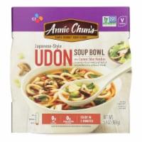 Annie Chun's Udon Soup Bowl - Case of 6 - 5.9 oz.