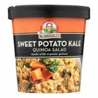 Dr. Mcdougall's Quinoa Salad - Sweet Potato Kale - Case of 6 - 2.1 oz