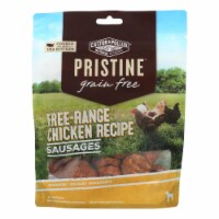 Castor & Pollux - Dog Treat Green Fr Chicken - Case of 6 - 5.00 OZ