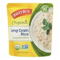 Tasty Bite Rice - Organic - Long-Grain - 8.8 oz - case of 6 - Case of 6 - 8.8 OZ each