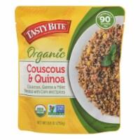 Tasty Bite - Rice Couscous Quinoa - Case of 6 - 8.8 OZ - Case of 6 - 8.8 OZ each