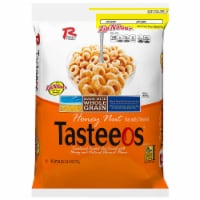 Ralston Foods Honey and Nut Tasteeos Cereal, 28 Ounce -- 4 per case. - 4-28 OUNCE
