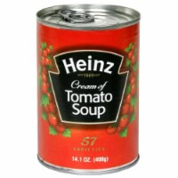 Heinz Cream of Tomato Soup, 14.1 Oz (Pack of 12)