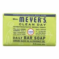 Mrs. Meyer's Clean Day - Bar Soap - Lemon Verbena - 5.3 oz - 1