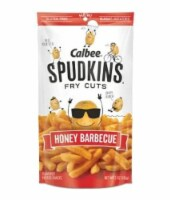 Calbee Snapea Crisp Spudkins Honey BBQ, 5oz (Pack of 6) - 12