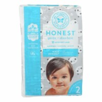 The Honest Company - Diapers Size 2 - Pandas  - 32 Count - 1