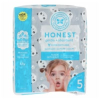 The Honest Company - Diapers Size 5 - Pandas - 20 Count - 1