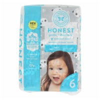 The Honest Company - Diapers Size 6 - Pandas - 18 Count - 1