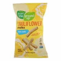 From The Ground Up Cauliflower Stalk - Sea Salt - 12 ct / 4 oz
