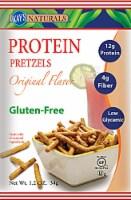 Kay's Naturals  Protein Pretzel Sticks   Original