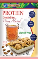 Kay's Naturals  Protein Cookie Bites   Honey Almond