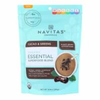 Navitas Organics Cacao & Greens Essential  - Case of 6 - 8.8 OZ - Case of 6 - 8.8 OZ each