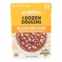 A Dozen Cousins - Ready to Eat Beans - Mexican Pinto - Case of 6 - 10 oz. - Case of 6 - 10 OZ each