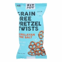 Fitjoy - Pretzels Green Fr Him Sea Salt - Case of 12 - 5 OZ