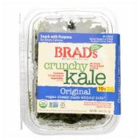 Brad's Plant Based - Crunchy Kale - Original - Case of 12 - 2 oz. - Case of 12 - 2 OZ each