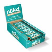 Nakd Salted Caramel GF Vegan Bar - 18 x 1.24oz