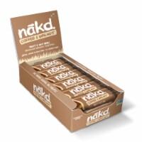 Nakd Coffee Walnut GF Vegan Bar - 18 x 1.24oz
