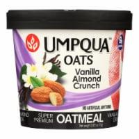 Umpqua Oats - Oats Vanilla Almond - Case of 8-2.65 OZ