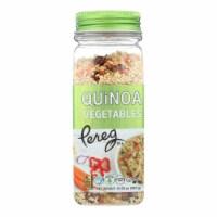 Pereg Quinoa with Vegetables - Case of 6 - 10.58 oz. - Case of 6 - 10.58 OZ each