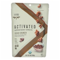 Living Intentions Cereal - Organic - Superfood - Cacao Crunch - 9 oz - case of 6
