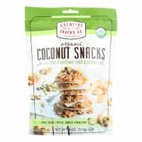Creative Snacks - Super Seeds - Nag Coconut - Case of 12 - 4 oz