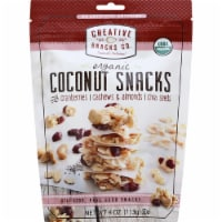 Creative Snacks - Drizzlers - Honey Pecan - Case of 6 - 10 oz. - 6