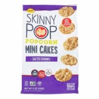 Skinnypop Popcorn Mini Cakes - Case of 4 - 5 OZ - 5 OZ