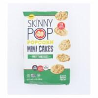 Skinnypop Popcorn - Popcorn Mini Cakes Evryth - Case of 4 - 5 OZ - 5 OZ