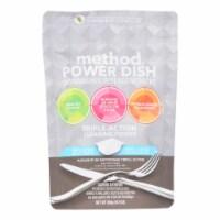 Method - Power Dish Dishwasher Detergent Packs-Free n Clear-20 Packs-Case of 6-10.5oz