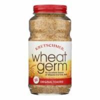 Kretschmer Original Toasted Wheat Germ - Case of 6 - 12 OZ