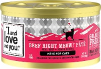 I and Love and You  Beef Right Meow Recipe   Beef Pate