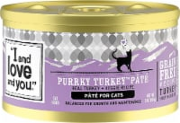 I and Love and You Purky Turkey Pate Wet Cat Food