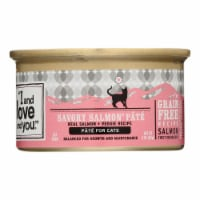I and Love and You Savory Salmon Recipe Salmon Pate Wet Cat Food