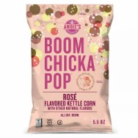 Angie's Rose Flavored Kettle Corn Popcorn, 4.5 oz (Pack of 12)
