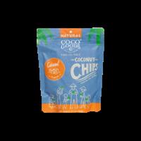 Natural Coconut Chips Caramel 3.5 oz, Zip lock Bag - 3.5 oz, 2 pack
